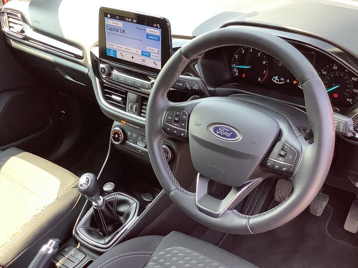 Ford Fiesta 1.0t Ecoboost Titanium Hatchback 5dr Petrol Manual (s/s) (125 Ps) | MA67SVF | Photo 5