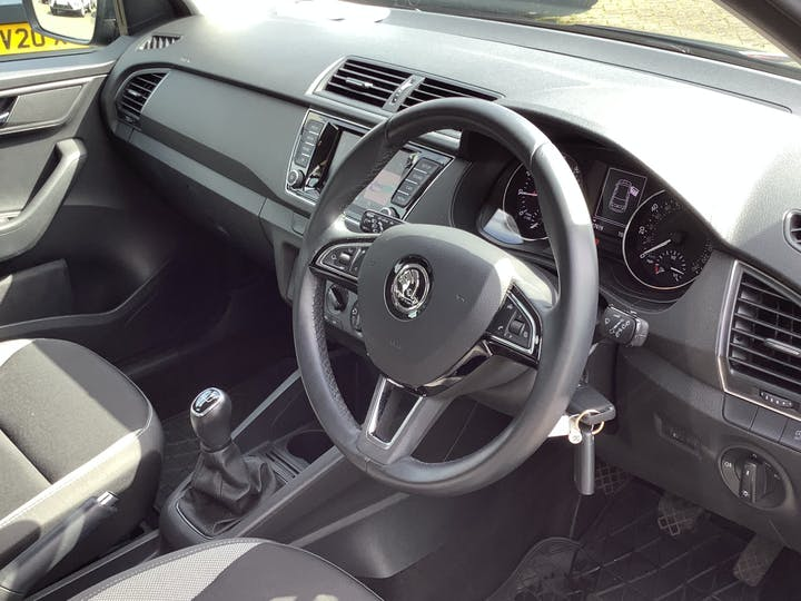 Skoda Fabia 1.0 Tsi SE Hatchback 5dr Petrol (s/s) (95 Ps) | MD18JVX | Photo 5