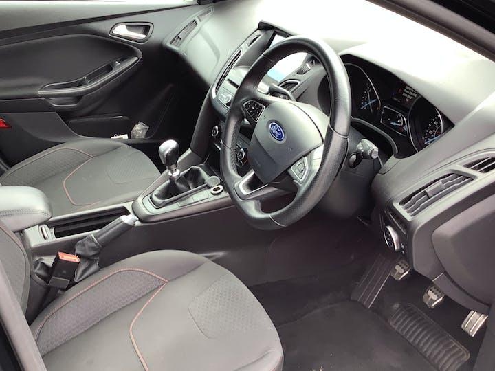 Ford Focus 1.0t Ecoboost St Line Hatchback 5dr Petrol (s/s) (140 Ps)   MF18TDZ   Photo 5