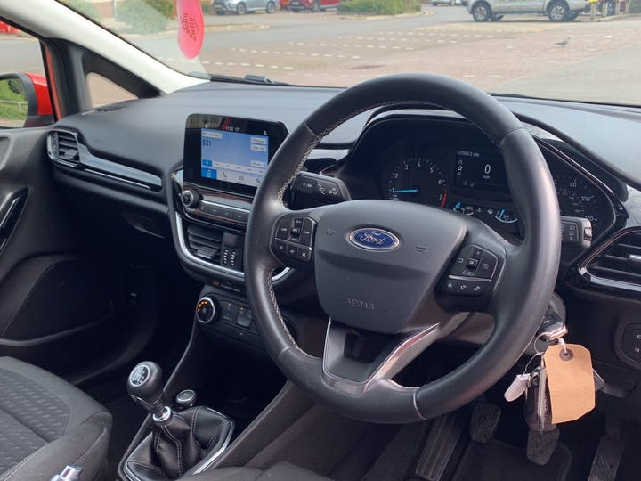 Ford Fiesta 1.0 Ecoboost Zetec 5dr | MF67HMV | Photo 5