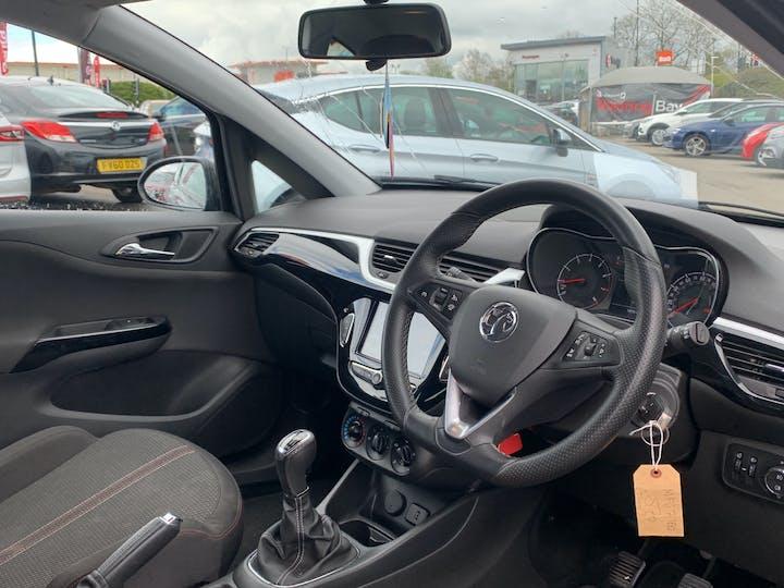 Vauxhall Corsa 1.4i Turbo Black Edition Hatchback 3dr Petrol (s/s) (150 Ps) | MF67TEO | Photo 5