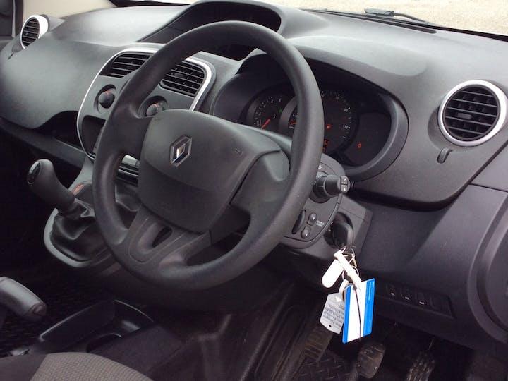 Renault Kangoo 1.5 DCi Ml19 Business Panel Van 5dr Diesel Manual L2 H1 Eu5 (90 Ps) | MH68ANV | Photo 5