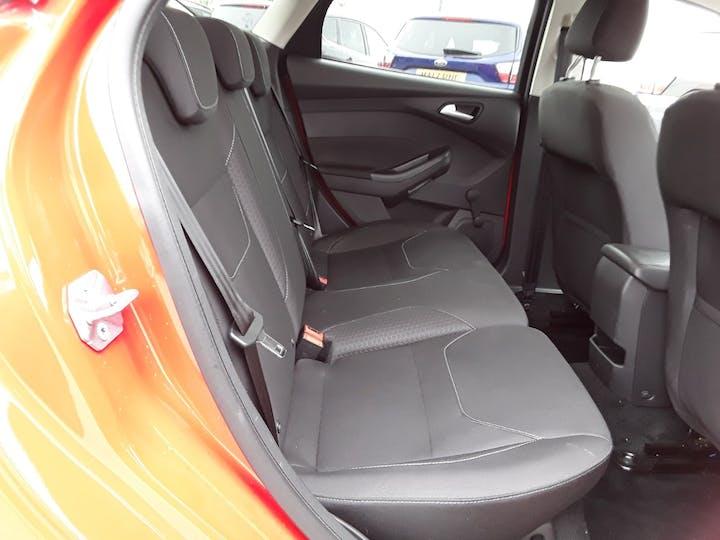 Ford Focus 1.5 TDCi 120PS Zetec Edition 5dr | MJ18EKC | Photo 5