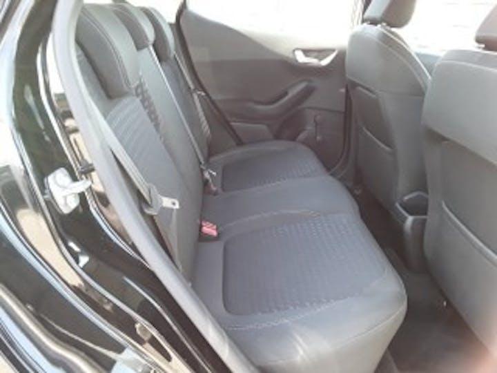 Ford Fiesta 1.0t Ecoboost Zetec Hatchback 5dr Petrol Manual (s/s) (100 Ps) | MJ18EKH | Photo 5