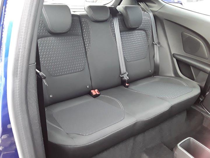 Ford Fiesta 1.0t Ecoboost Zetec Hatchback 3dr Petrol Manual (s/s) (100 Ps)   MJ67XRA   Photo 5