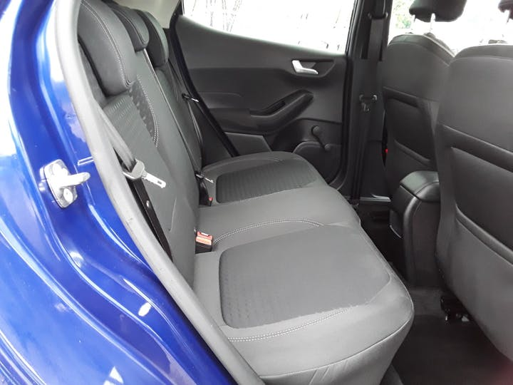 Ford Fiesta 1.0t Ecoboost Titanium Hatchback 5dr Petrol Manual (s/s) (100 Ps)   MJ67XRS   Photo 5