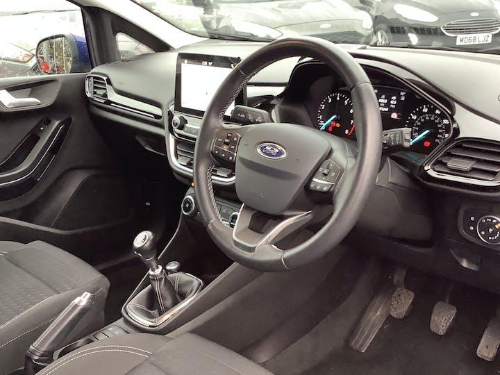Ford Fiesta 1.0t Ecoboost Titanium Hatchback 3dr Petrol Manual (s/s) (100 Ps) | ML18XUW | Photo 5