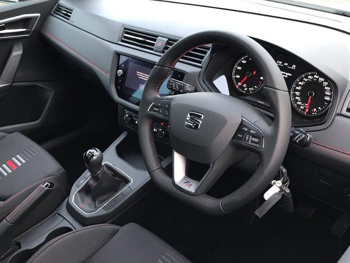 SEAT Ibiza 1.0 Tsi Fr Hatchback 5dr Petrol Manual (s/s) (110 Ps) | MT21VCK | Photo 5