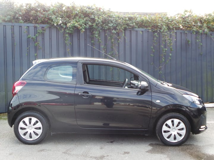 Peugeot 108 1.0 Access 3dr   MW15XYO   Photo 5
