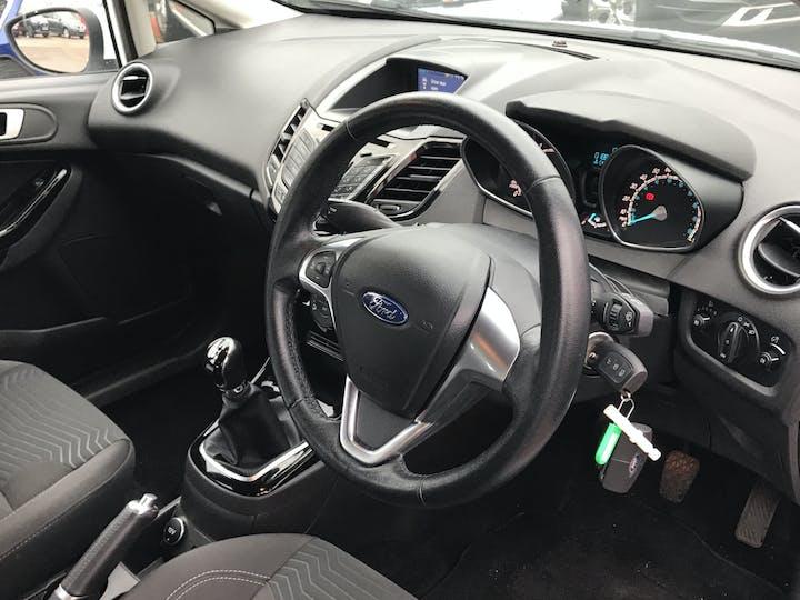 Ford Fiesta 1.25 82PS Zetec 5dr | NJ67AUV | Photo 5