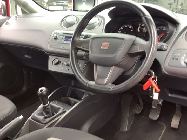 SEAT Ibiza 1.4 Toca Sportcoupe 3dr Petrol Manual (139 G/km, 84 Bhp) | PO63ZVG | Photo 5