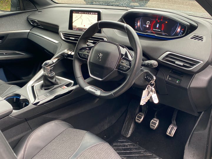 Peugeot 3008 1.6 Bluehdi GT Line SUV 5dr Diesel (s/s) (120 Ps) | SF67WYC | Photo 5