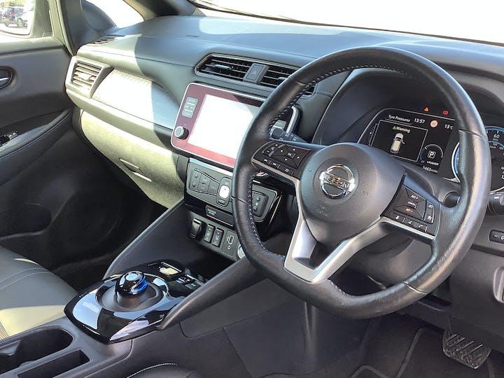 Nissan Leaf 40kwh N Connecta Hatchback 5dr Electric Auto (150 Ps) | VU69EOC | Photo 5