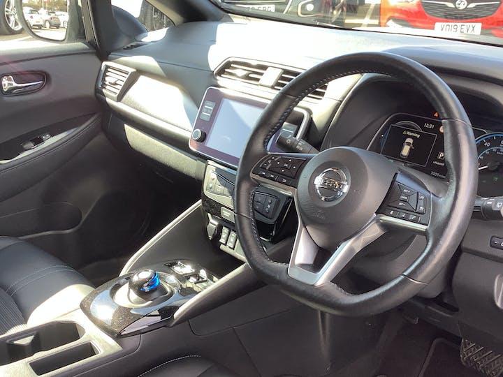 Nissan Leaf 40kwh N Connecta Hatchback 5dr Electric Auto (150 Ps) | VU69EOF | Photo 5