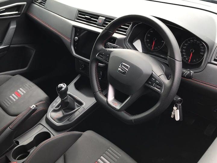 SEAT Ibiza 1.0 Tsi Fr Hatchback 5dr Petrol Manual (s/s) Gpf (95 Ps) | YG19JDS | Photo 5