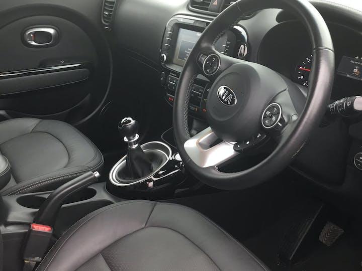 Kia Soul 1.6 CRDi 3 SUV 5dr Diesel (134 Bhp) | YG67CWN | Photo 5