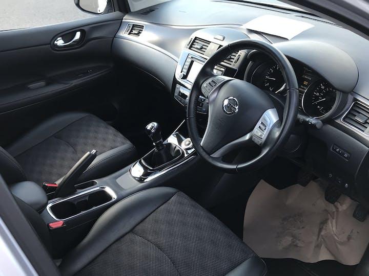 Nissan Pulsar 1.2 Dig T N Connecta Hatchback 5dr Petrol (s/s) (115 Ps)   YO66CHH   Photo 5