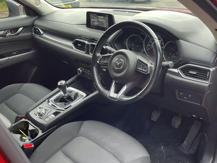 Mazda CX-5 2.2 Skyactiv D SE L Nav SUV 5dr Diesel (s/s) (150 Ps)   YR67NVV   Photo 5