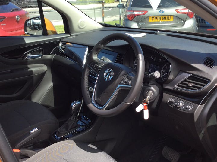 Vauxhall Mokka X 1.4i Turbo Active SUV 5dr Petrol Auto (140 Ps)   YS67GVG   Photo 5