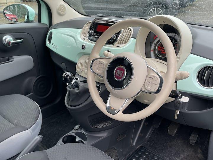 FIAT 500 1.2 8V Eco Pop Star Hatchback 3dr Petrol Manual (s/s) (69 Bhp) | YT67FKM | Photo 5