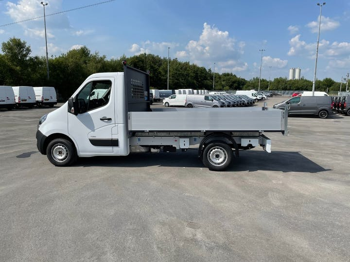 Vauxhall Movano 3500 2.3 135PS Turbo D L2h1 FWD Tipper | 06N059979 | Photo 6