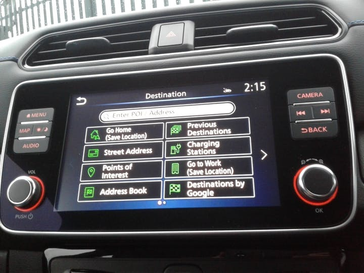 Nissan Leaf 110kw Acenta 40kwh 5dr Auto | 86N005145 | Photo 6