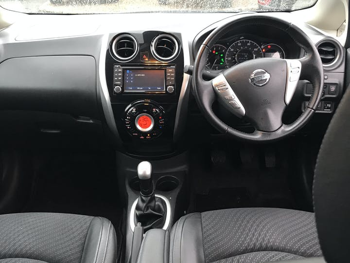 Nissan Note 1.2 Dig S Tekna Hatchback 5dr Petrol Manual (99 G/km, 97 Bhp) | BF64NKC | Photo 6