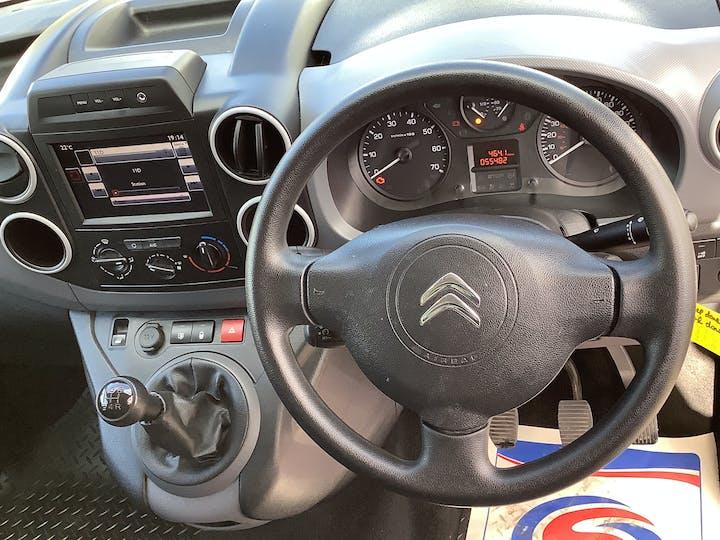 Citroen Berlingo 1.6 Bluehdi 850 Enterprise L1 Panel Van 5dr Diesel Manual (112 G/km, 100 Bhp) | BP17XDG | Photo 6