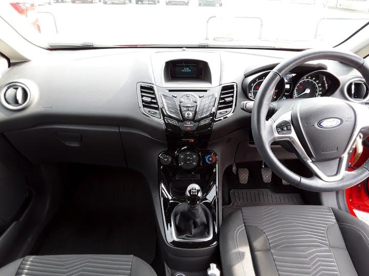 Ford Fiesta 1.25 Zetec Hatchback 3dr Petrol Manual (eu6) (122 G/km, 81 Bhp) | FJ15TWX | Photo 6