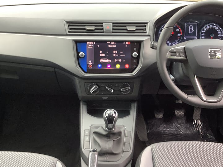 SEAT Ibiza 1.0 Tsi SE Technology Hatchback 5dr Petrol Manual (s/s) Gpf (95 Ps) | FL21BNU | Photo 6