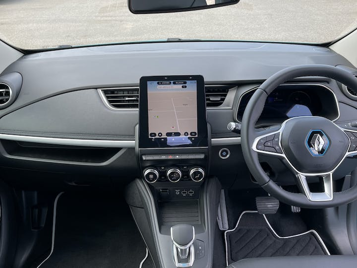Renault Zoe R135 52kwh GT Line Hatchback 5dr Electric Auto (i) (134 Bhp)   FR21MHO   Photo 6