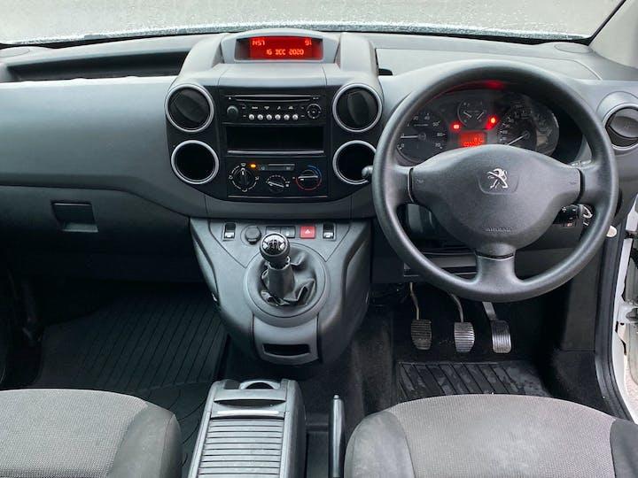 Peugeot Partner 1.6 Bluehdi (eu6) S L2 744 Crew Van 6dr Diesel Manual (113 G/km, 100 Bhp) | FT17GCY | Photo 6