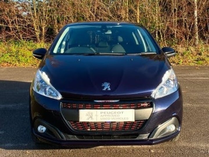 Peugeot 208 1.2 Puretech GT Line Hatchback 5dr Petrol (s/s) (110 Ps) | FX18VKE | Photo 6