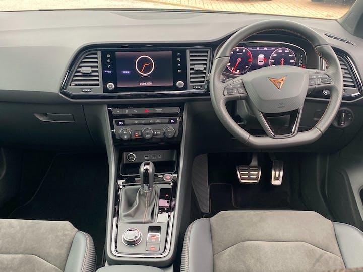 CUPRA Ateca 2.0 Tsi SUV 5dr Petrol DSG 4drive (s/s) (300 Ps) | KY69HWN | Photo 6