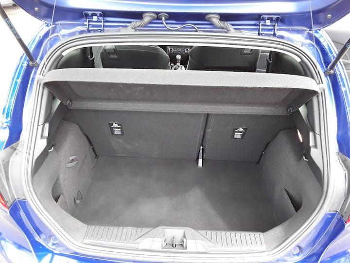 Ford Fiesta 1.0t Ecoboost Zetec Hatchback 3dr Petrol Manual (s/s) (100 Ps) | MJ18EOD | Photo 6