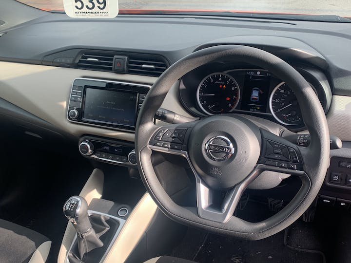 Nissan Micra 0.9 Ig T Acenta Limited Edition Hatchback 5dr Petrol Manual (s/s) (90 Ps) | ML18DZH | Photo 6