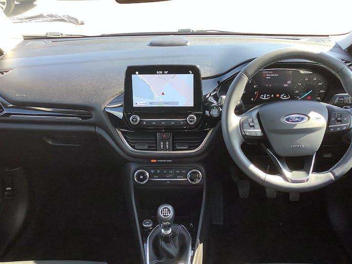 Ford Fiesta 1.0t Ecoboost Titanium Hatchback 5dr Petrol Manual (s/s) (100 Ps) | MM18VGE | Photo 6