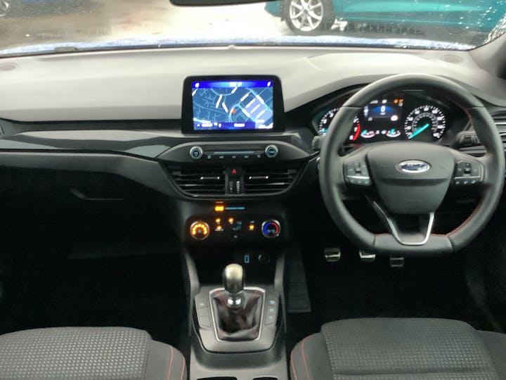 Ford Focus 1.0t Ecoboost St Line Hatchback 5dr Petrol Manual (s/s) (125 Ps)   MM19UWR   Photo 6