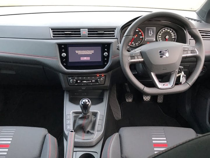SEAT Ibiza 1.0 Tsi Fr Hatchback 5dr Petrol Manual (s/s) (110 Ps) | MT21VCK | Photo 6