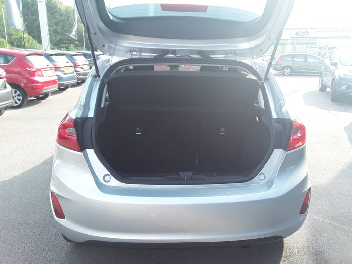 Ford Fiesta 1.1 Ti Vct Zetec Hatchback 5dr Petrol Manual (s/s) (85 Ps)   MV67HCU   Photo 6