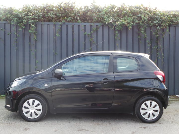 Peugeot 108 1.0 Access 3dr   MW15XYO   Photo 6