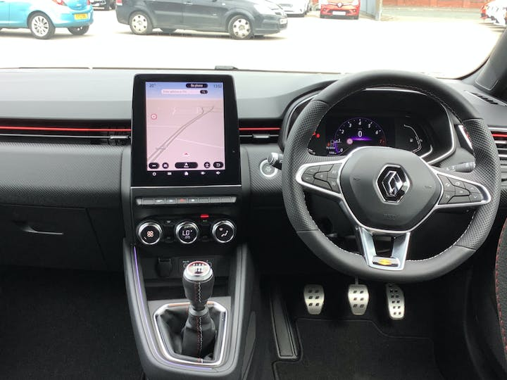 Renault Clio 1.0 Tce RS Line Hatchback 5dr Petrol Manual (s/s) (90 Ps) | MW21VFL | Photo 6