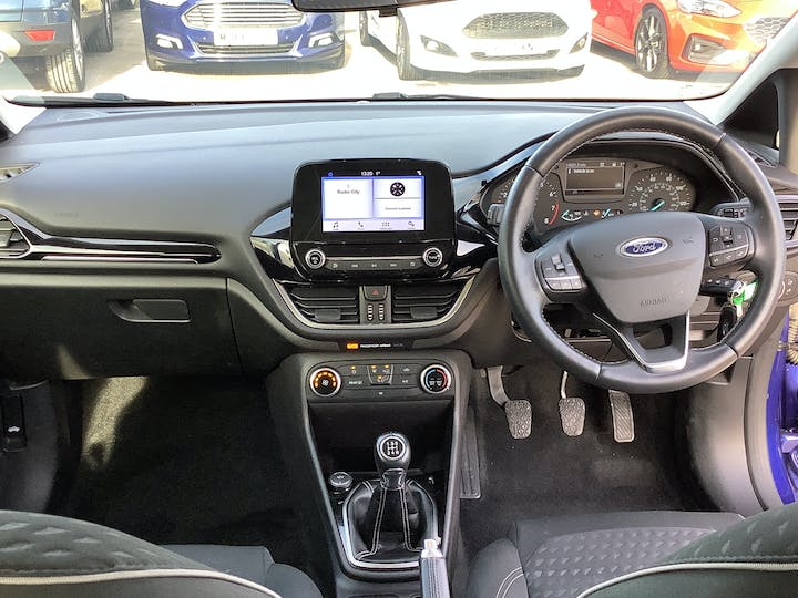 Ford Fiesta 1.1 Ti Vct Zetec Hatchback 3dr Petrol Manual (s/s) (85 Ps) | MW67VEO | Photo 6