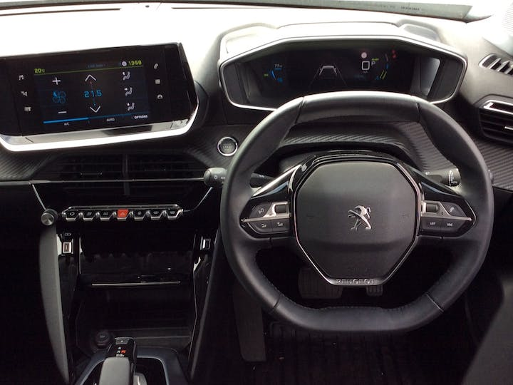 Peugeot 2008 50kwh Allure SUV 5dr Electric Auto (136 Ps) | RO70OUU | Photo 6