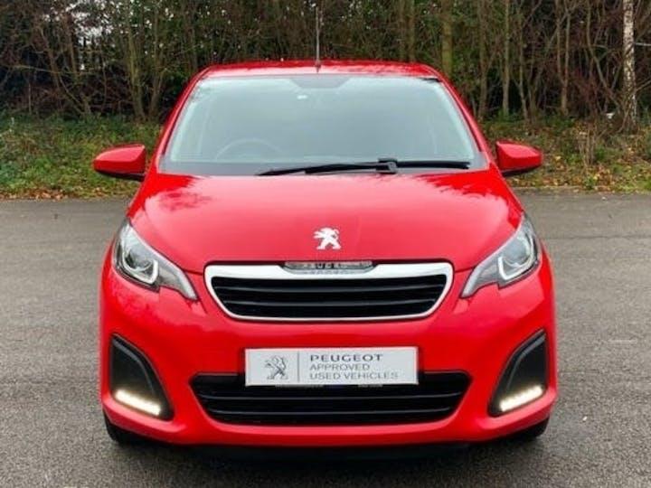 Peugeot 108 1.0 VTi Active Hatchback 5dr Petrol (68 Ps) | RX16FHP | Photo 6