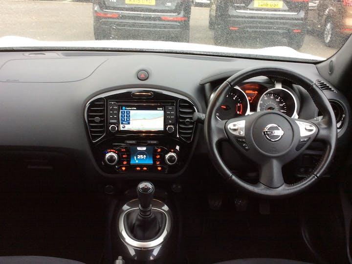 Nissan Juke 1.5 DCi N Connecta SUV 5dr Diesel (s/s) (110 Ps) | VO68KMY | Photo 6