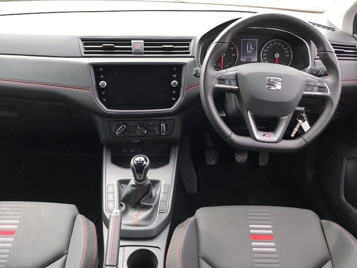 SEAT Ibiza 1.0 Tsi Fr Hatchback 5dr Petrol Manual (s/s) Gpf (95 Ps) | YG19JDS | Photo 6