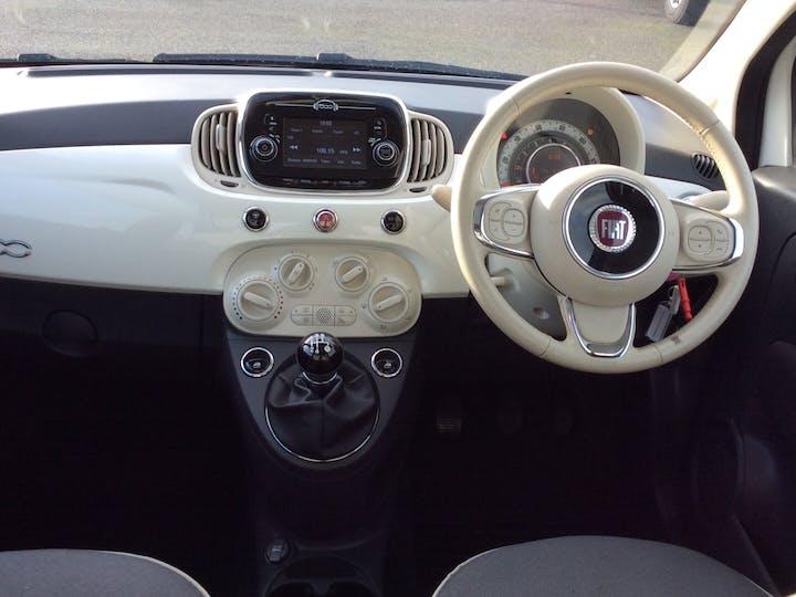FIAT 500 1.2 8V Lounge Hatchback 3dr Petrol Manual (s/s) (69 Bhp) | YH65XVF | Photo 6