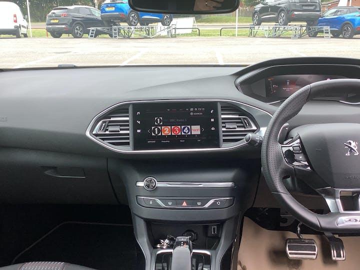 Peugeot 308 1.2 Puretech GT Hatchback 5dr Petrol Eat (s/s) (130 Ps) | YR21DYF | Photo 6