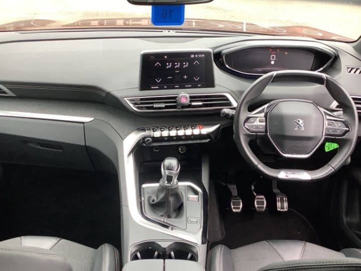Peugeot 3008 1.5 Bluehdi GT Line SUV 5dr Diesel (s/s) (130 Ps) | YS69CWC | Photo 6
